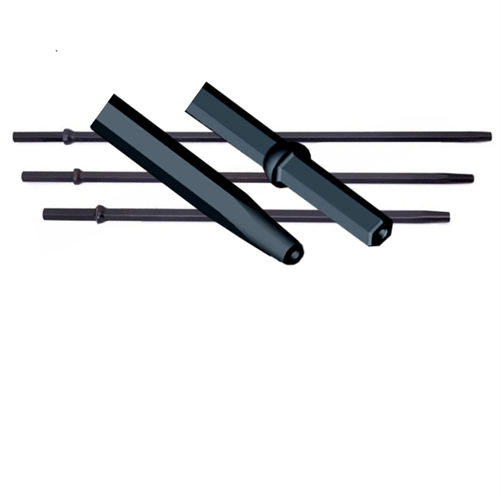 INTEGRAL STEEL - 34MM x 4'