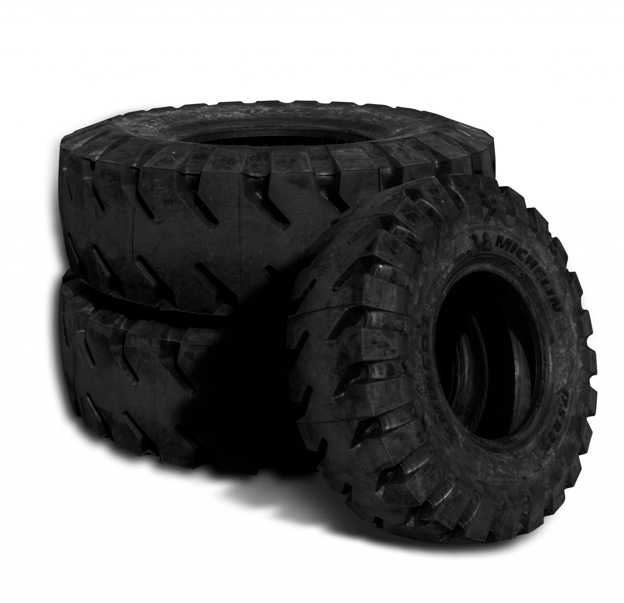 17.5R25 Michelin X Mine D2 Tires