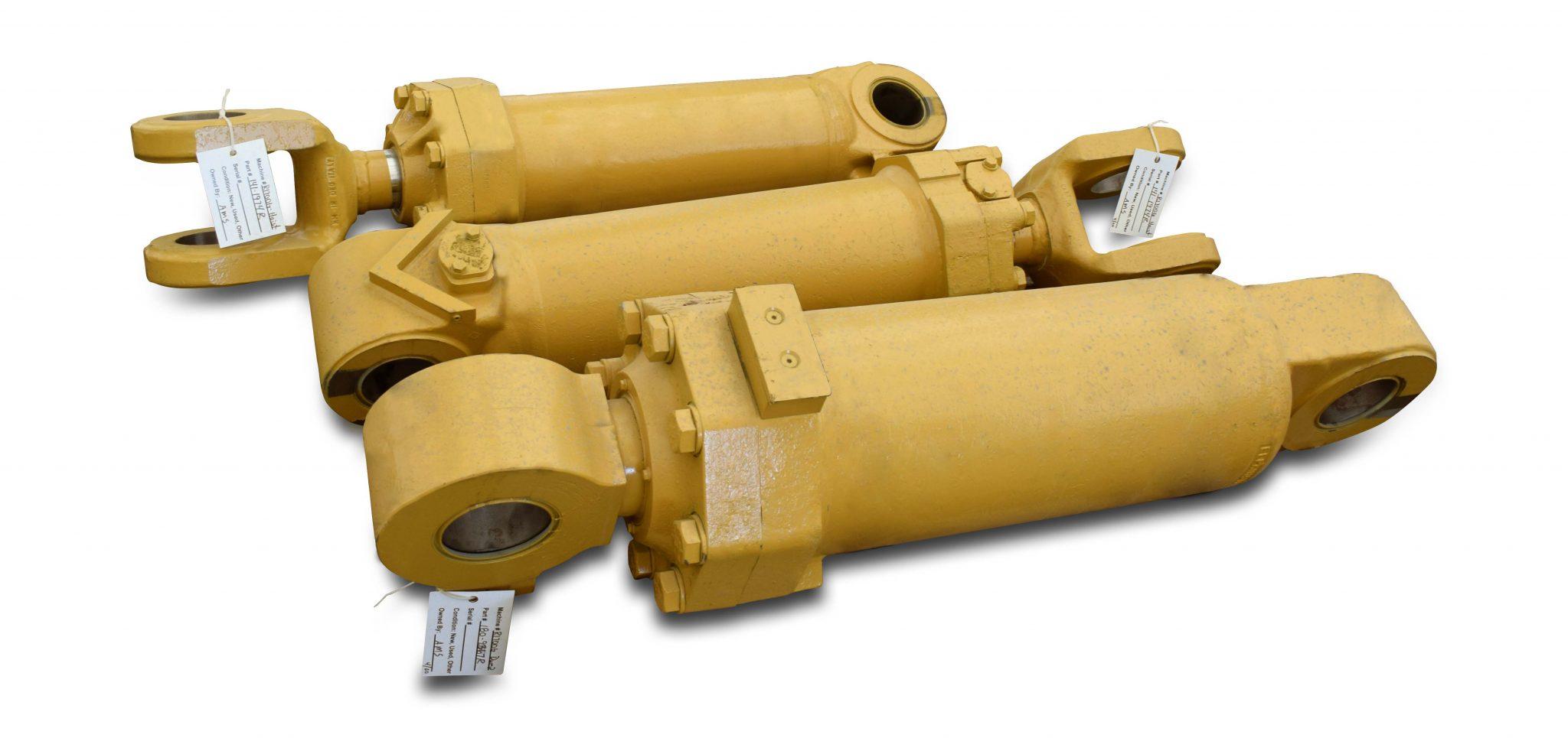 Rebuilt Dump & Hoist Cylinders